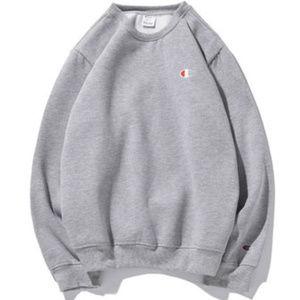 Champion Grey Crewneck Sweater